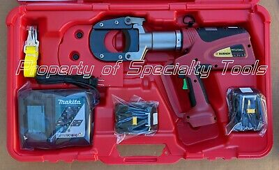 £1607.25 • Buy Burndy Patriot PATCUT245LI Battery Hydraulic Cable Wire Cutter Tool DEMO