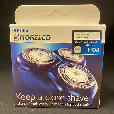 $ CDN30.23 • Buy NEW PHILIPS NORELCO HQ8 HQ 8 Shaver Replacement HEADS SET