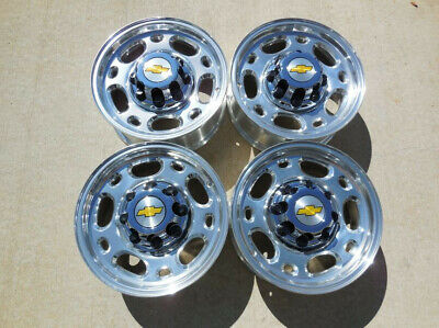 AU582.83 • Buy NEW 16  8 Lug Alloy Wheels Rims CHEVY Silverado 2500 3500 HD EXPRESS 8x6.5