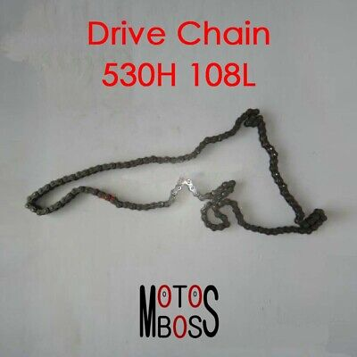 AU122.42 • Buy Motorcycle Drive Chain 530H-108L O-ring Johnny Pag Hunter(Australia)
