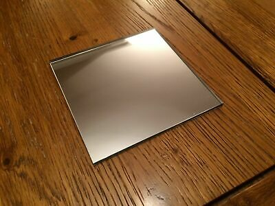 £1.81 • Buy Silver Acrylic Mirror Sheet Plastic Material Perspex Panels (A3,A4,A5,A6)