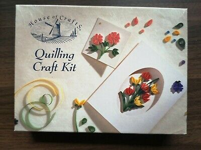 £5 • Buy Quilling Craft Kit (No PVA Included)