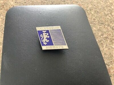 British Caledonian Airways Crewpin Badge • 4.99£