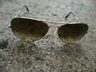 AU37.57 • Buy RAY BAN Sunglasses Vintage Aviator