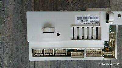 £63 • Buy Hotpoint Indesit Main Control Module C00271242 Programmed