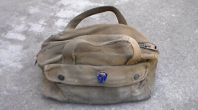$30 • Buy Old Relic WW2 Era US Military Canvas Mechanic's Tool Bag In Used Condition