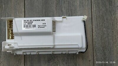 £63 • Buy Hotpoint Indesit Main Control Module C00272690 Programmed