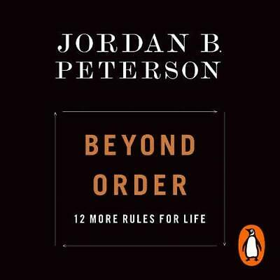 AU8.55 • Buy Beyond Order 12 More Rules For Life AUDIOBOOK By Jordan B. Peterson