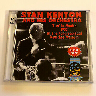 £4.99 • Buy Stan Kenton And His Orchestra – Live In Munich 1953 At The Kongress-Saal Museum