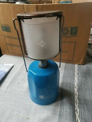 Camping Gaz Lantern, Good Working Order. Comes With New Mantle And Spare Mantl • 5£