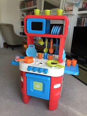 £10 • Buy Early Learning Centre Little Cooks Kitchen, Pretend Play