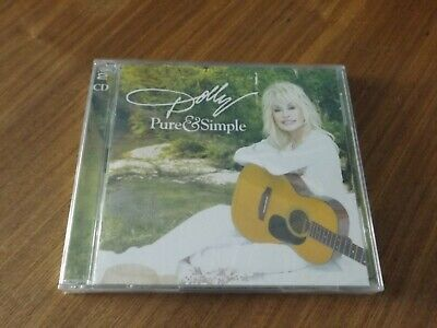 £3.48 • Buy Dolly Parton - 'Pure And Simple' 2cd Set (new)