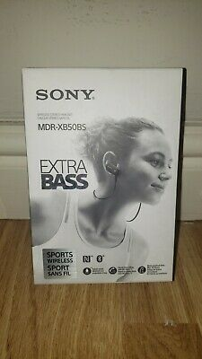 £20 • Buy Sony Extra Bass MDR-XB50BS