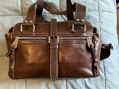 £250 • Buy Mulberry Mabel Chocolate Leather Handbag - Excellent Condition
