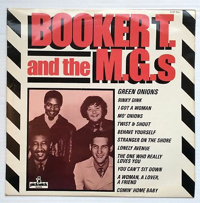 Booker T & The MG's Booker T & The MG's [Green Onions] UK LP • 7.99£