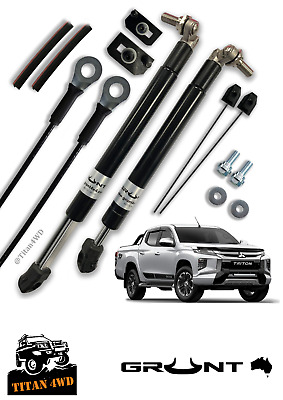 AU249 • Buy GRUNT 4X4 Tailgate Strut Assist System For Mitsubishi Triton MR 2019-ON