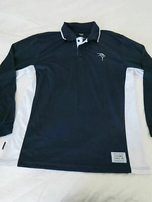 AU15 • Buy Jarvis Walker Blue Long Sleeve Fishing Shirt With Collar - M -  Fishing Jersey