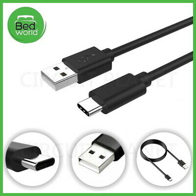 Fast Charger Samsung Galaxy S8 S9 S10+ S20 Plus Type C USB-C Data Charging Cable • 1.49£