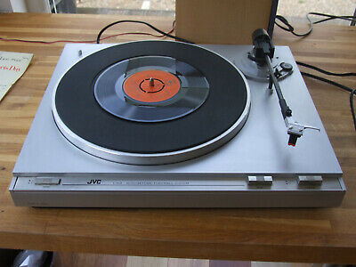£74.99 • Buy Jun Offers / Combine - Jvc La10 Turntable Record Player  A10