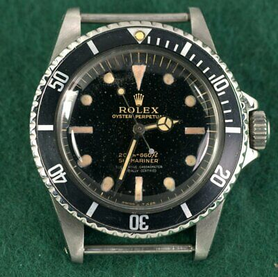 AU11720.01 • Buy Rolex Submariner 5512 - Gilt Gloss 4-Liner
