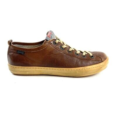 £28.32 • Buy Camper Imar Womens Size 11 US 41 EUR Sneakers Brown Leather Shoes Casual Low