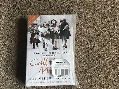 Call The Midwife By Jennifer Worth NEW/SEALED  PAPERBACK • 5.99£