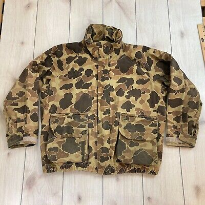 Vintage Columbia Jacket Mens XXL Duck Camouflage USA Made  • 60.81£