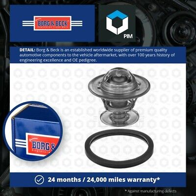 £9.97 • Buy Coolant Thermostat BBT018 Borg & Beck Genuine Top Quality Guaranteed New