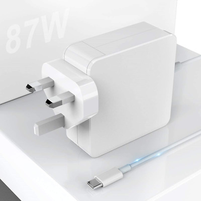 AU75.39 • Buy 87W USB C Charger Power Adapter Compatible With Mac Book Pro/Air, 87W Power Fast