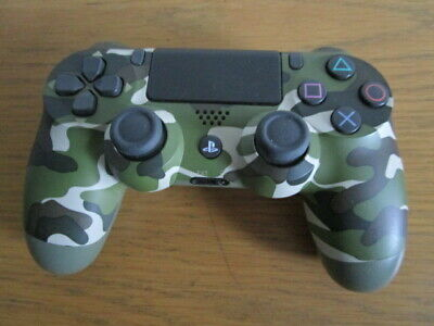 AU64.99 • Buy Official Sony PlayStation 4 Dual Shock 4 Wireless Controller Green Camo PS4 Game