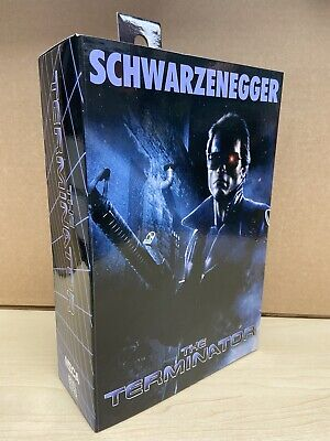£37.99 • Buy Neca The Terminator Ultimate Police Station Assault T-800 - 7  Action Figure NEW