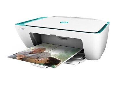 £32.98 • Buy HP DeskJet 2632 All-in-One Wireless Printer Sold With No Ink