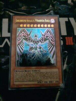 Yugioh Earthbound Immortal Wiraqqcha Rasca SOVR-EN026 • 10£