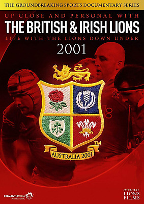 £9.36 • Buy British & Irish Lions 2001: Life With The Lions Down Under [DVD]
