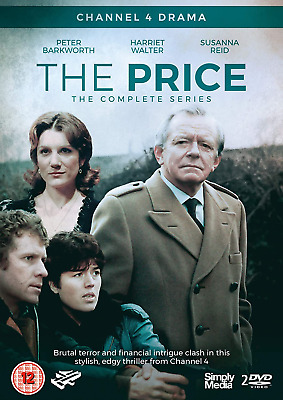 £10.25 • Buy The Price - The Complete Series - Channel 4 Drama [DVD]