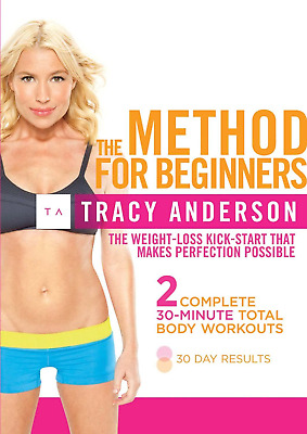 £6.58 • Buy Tracy Anderson: The Method For Beginners [DVD] [2017]