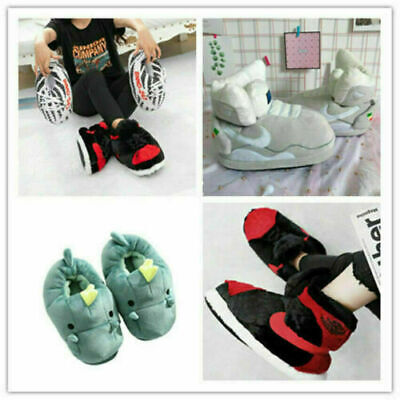 £15 • Buy Cartoon Cotton Shoes One Size Unisex Winter Warm Home Slippers SNUG Sneakers UK