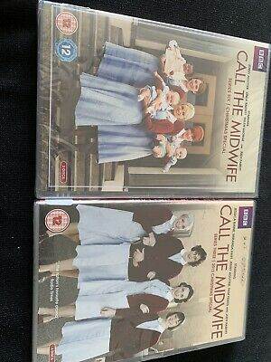 Call The Midwife Season 3 & 6 Series DVD New & Sealed Free Shipping • 19.95£