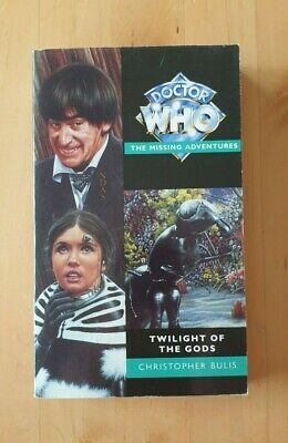 Twilight Of The Gods Christopher Bulis (1996) Missing Adventures MA Doctor Who • 1.99£