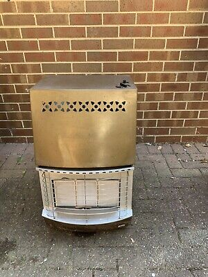 Valor Calor Gas Fire, Without Gas Canister • 2.50£