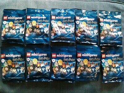 $ CDN17.95 • Buy 10X  LEGO HARRY POTTER Minifigures Series 2 Limited Edition  NEW 71028