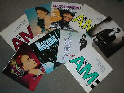 £14.99 • Buy 9 X 12    A&M Records Vinyl Collection       90's HOUSE CLASSICS!!