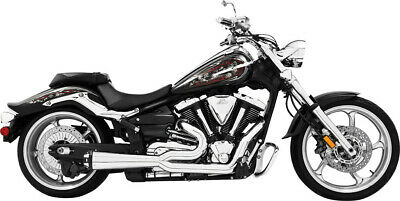 $809.99 • Buy Freedom Exhaust 2 Into 1 Black For M109R MS00012