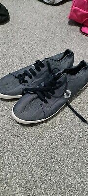 £13 • Buy Mens Fred Perry Shoes Size 10