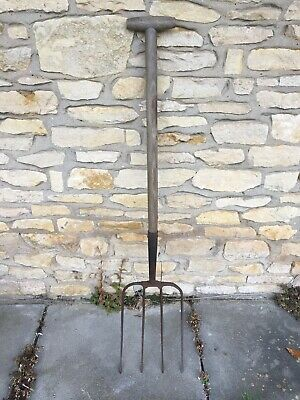 £24.99 • Buy Vintage Spear And Jackson Fork Made In England