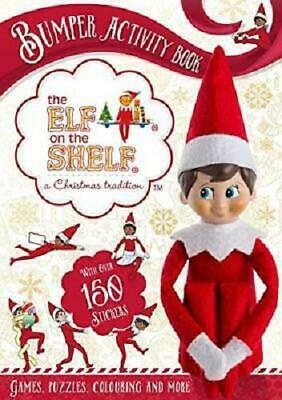 £5.99 • Buy OFFICIAL The Elf On The Shelf Bumper CHRISTMAS Activity Book NEW
