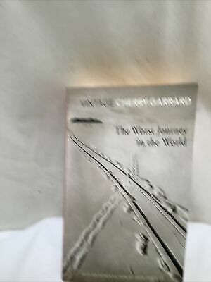 £7.95 • Buy Vintage Classics: The Worst Journey In The World By Apsley Cherry-Garrard VGC