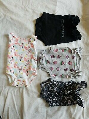 AU12.77 • Buy Baby Girl Clothes 0-3 Months