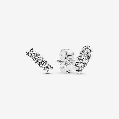AU32 • Buy Authentic Pandora Sparkling Stud Earrings
