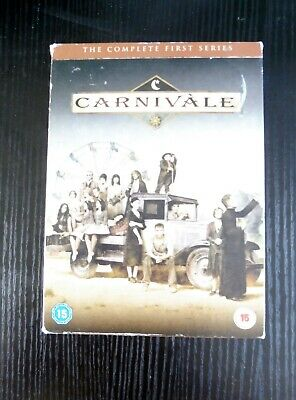 Carnivale - The Complete First Series - Dvd Box Set  • 0.99£